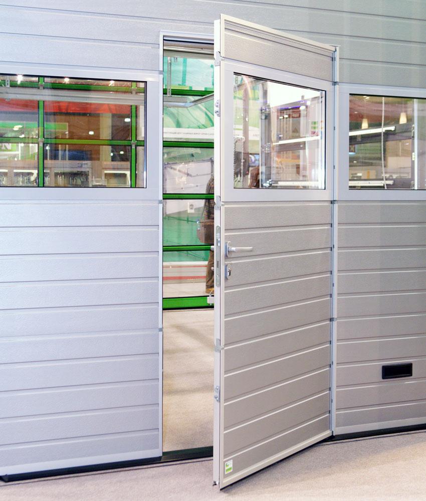 Alternativ | Fortaxa Security, Rullgaller och Jalusier : garageport med dörr : Inredning