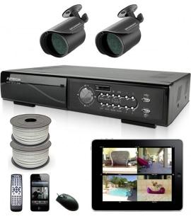 Baspaket Kameraövervakning